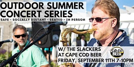 Outdoor Summer Concert Series: The Slackers tickets