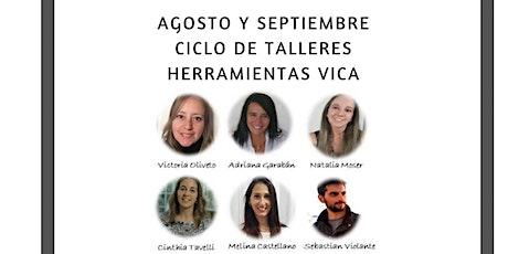 Ciclo de Talleres: Herramientas VICA entradas
