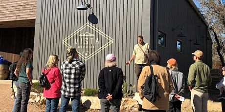 Foraging Class: Plant Walk with Merriwether at Vista Brewing tickets