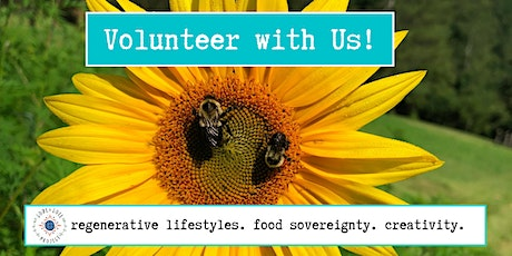 VOLUNTEER | Regenerative Farming tickets