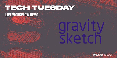 Gravity Sketch Demo tickets