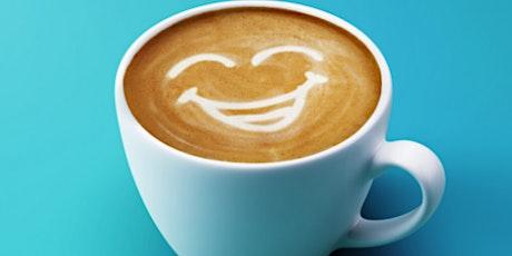 Café-Discussion (gratuit et en ligne) /Coffee-Discussion (Online & Free) billets