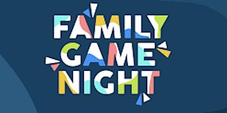 CHSVA: Family Game Night tickets