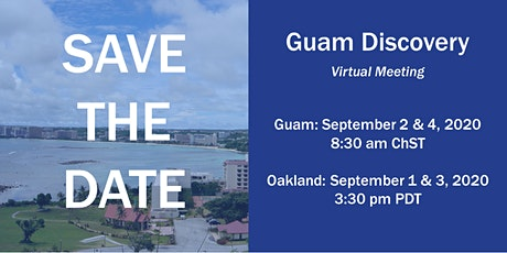 Guam Discovery Meeting tickets
