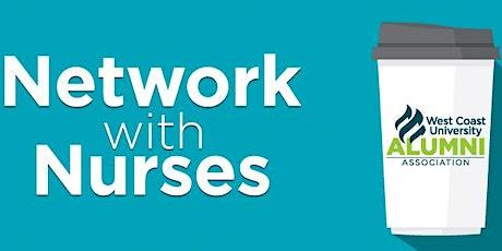 Network with Nurses Virtual Webinar: Featuring Kayley Barron tickets