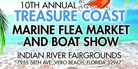 Treasure Coast Marine Flea Market and Boat Show tickets