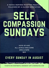 Self Compassion Sundays tickets
