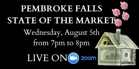 Pembroke Falls State of the Market tickets
