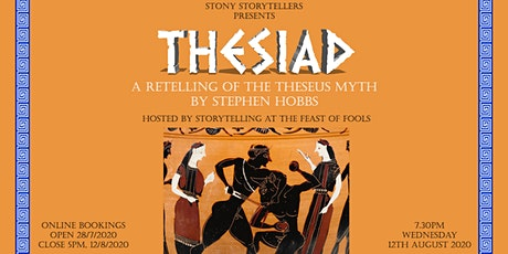THESIAD: a retelling of the Theseus myth tickets