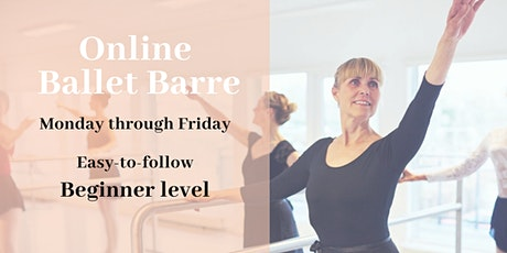 Ballet Barre Online tickets