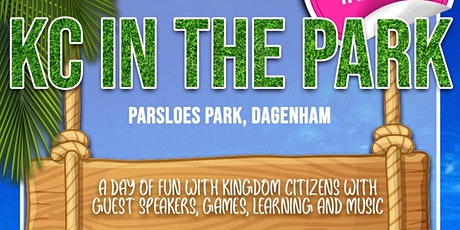 KC In The Park tickets