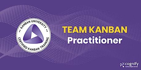 Team Kanban Practitioner entradas
