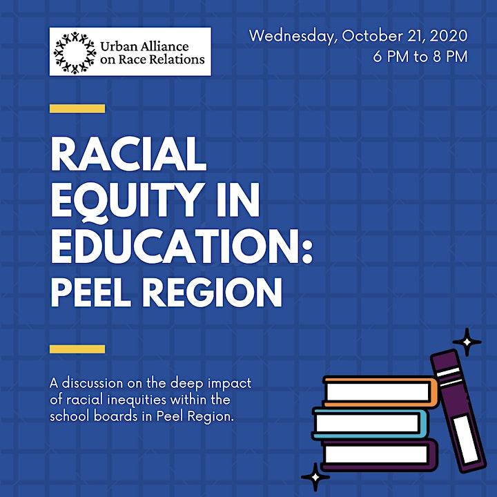 Racial Equity in Education: Peel image
