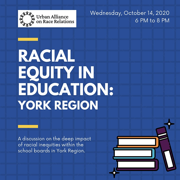Racial Equity in Education: York Region image