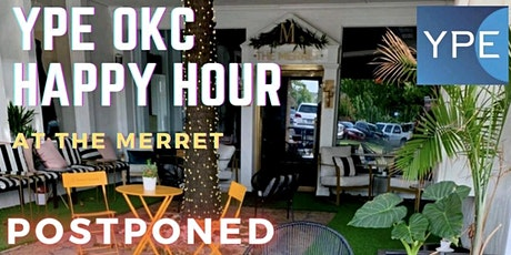 YPE OKC Happy Hour at The Merret tickets