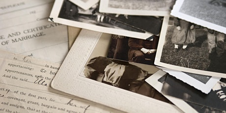 Tackling Your Family History ONLINE WEBINAR tickets