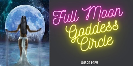 Full Moon Goddess Circle tickets