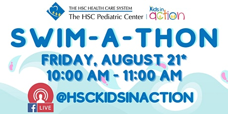 Swim-A-Thon, Kids in Action Fundraising Event tickets
