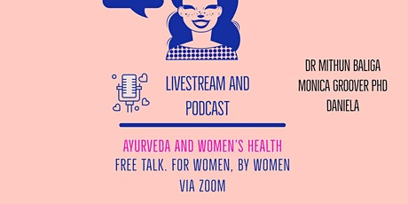 Ayurveda and Womens Health Tickets