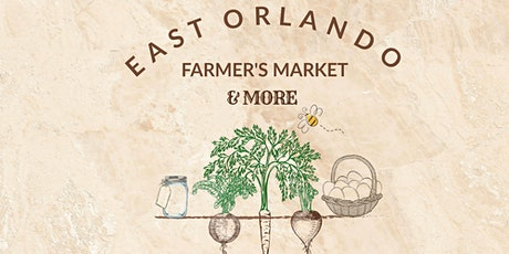 East Orlando Farmers Market & More tickets