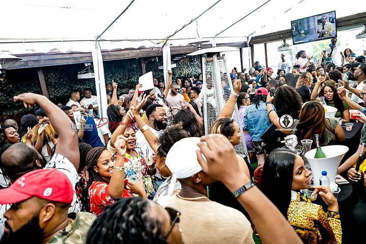 ATLANTA'S #1 SUNDAY ROOFTOP DAY PARTY image
