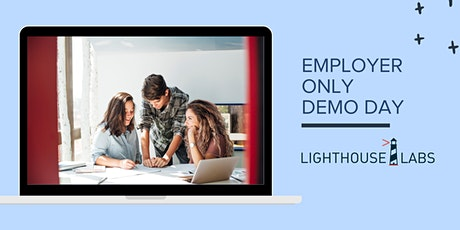 Lighthouse Labs : Employer Only Demo Day tickets