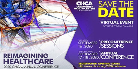 CHCA Virtual  Annual Conference and Pre-Conference Trainings 2020 tickets