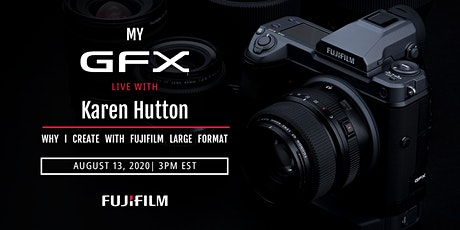 MY GFX - Live with Karen Hutton tickets