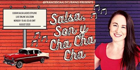 Salsa, Son y Cha Cha Cha tickets