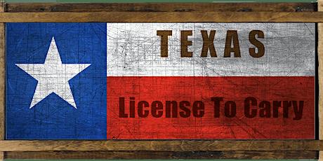 Texas LTC Course tickets