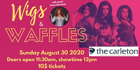 Wigs and Waffles tickets