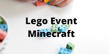 Lego Event: Minecraft tickets