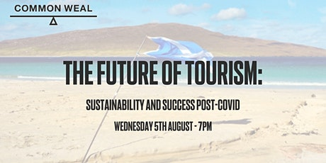 The Future of Tourism: Success and Sustainability Post-Covid tickets