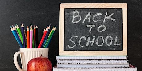 Teacher's Day one-on-one tickets