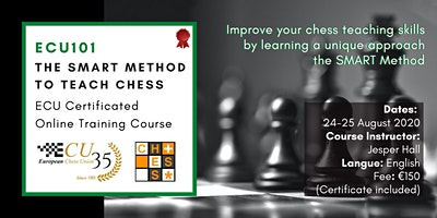 ECU101 – The SMART Method to Teach Chess – Chess Didactics