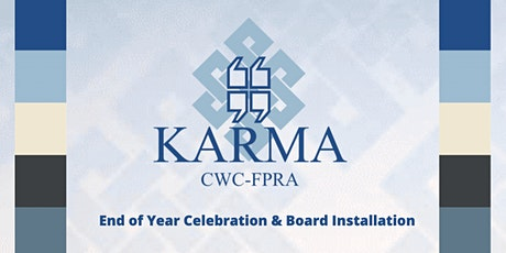 CWC-FPRA End of Year Celebration & Board Installation tickets