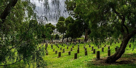 Tour the Historic Mare Island Naval Cemetery tickets