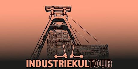 E-Scooter Tour Essen (Industriekultour) Tickets