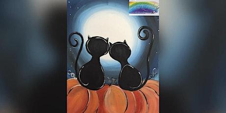2 for 1! Black Cats: Glen Burnie, Sidelines with Artist Katie Detrich! tickets