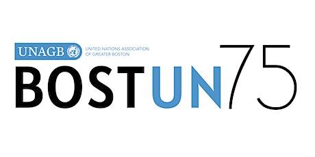 BostUN75 Community Event tickets