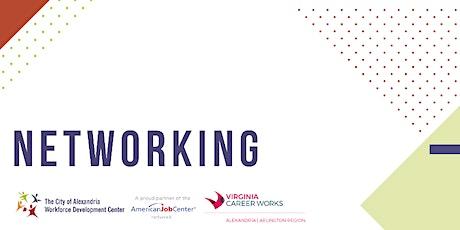 Networking **Online Workshop** tickets