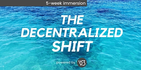 Decentralized Shift: Pivoting to Missional/Micro/Communities in a Pandemic tickets