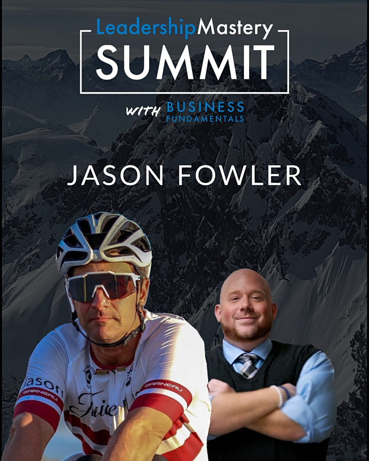 Leadership Mastery Summit with Business Fundamentals image