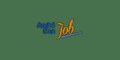 André Dan JOB Networking en visioconférence billets