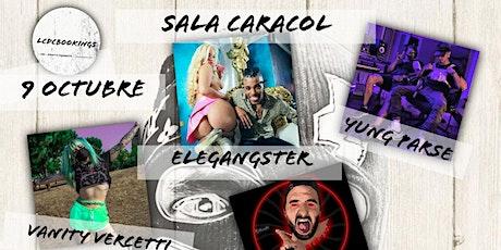 Evento Sala Caracol (Madrid) entradas