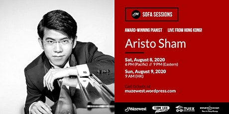 Aristo Sham - Live from Hong Kong in the Sofa Sessions tickets