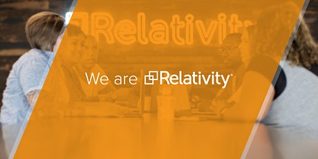 Trivia Night with Relativity's Community Resource Groups tickets