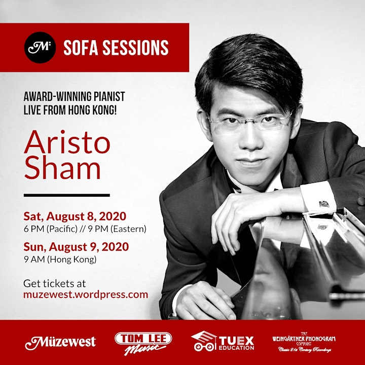 Aristo Sham - Live from Hong Kong in the Sofa Sessions image