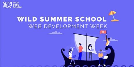 Wild Summer School - Build your first React app Part.2 tickets