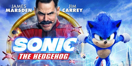 Movies on the Hill - Sonic the Hedgehog tickets